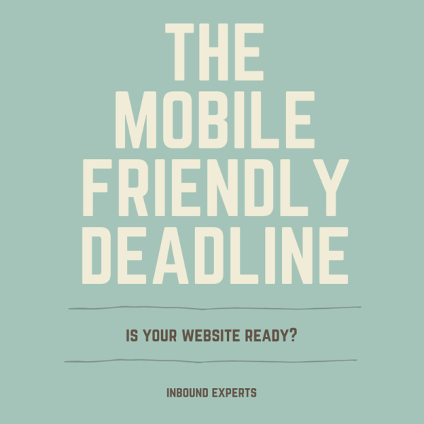 Mobile Friendly Website Google