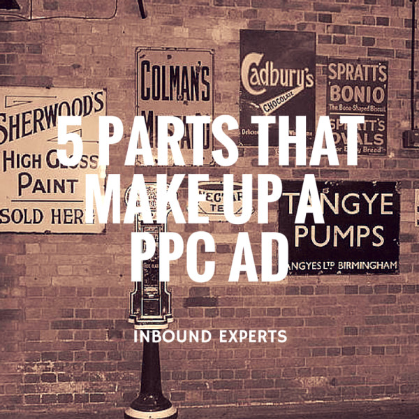 5 parts of PPC Ad