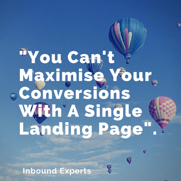 Landing Pages (2)