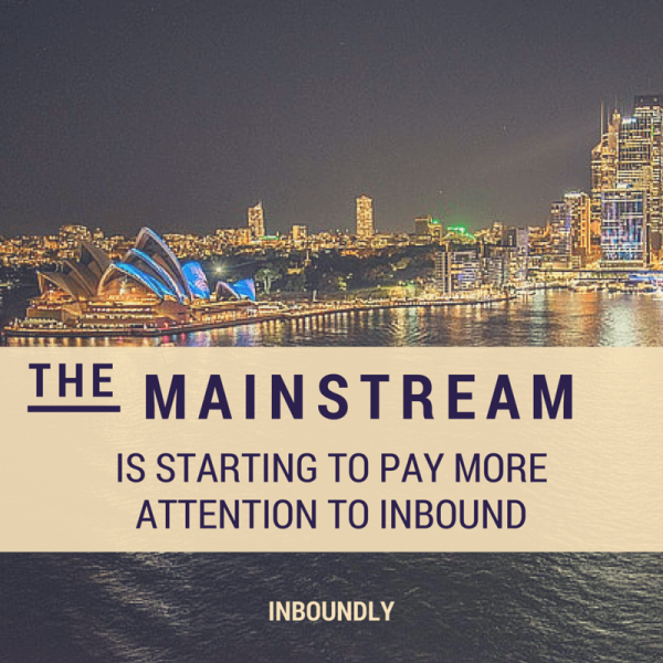 Australian Inbound Marketing Revolution